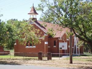 Uniting Church. Eugowra