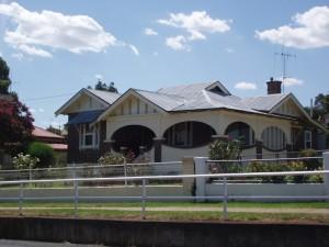 Federation Homes. Canowindra