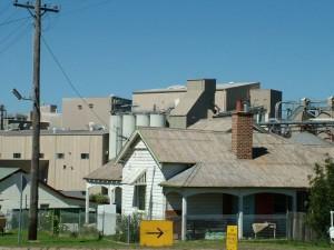 Flour Mill. Manildra