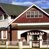 Large Federation Style Home. West Wyalong