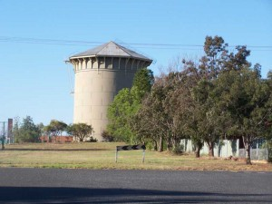 Water Tower. Forbes
