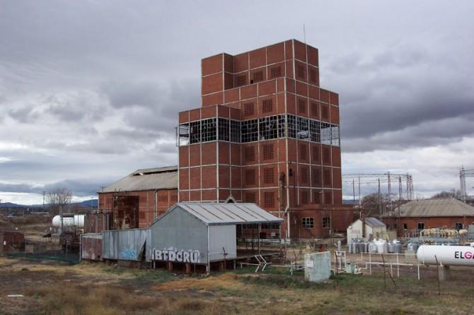 Old gas Works, Bathurst