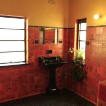 Everglades bathroom screen central