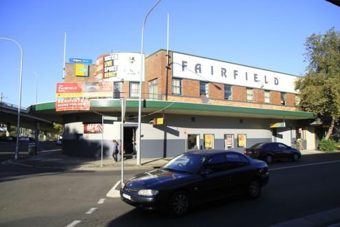 Screen Centra Fairfield town centre 1