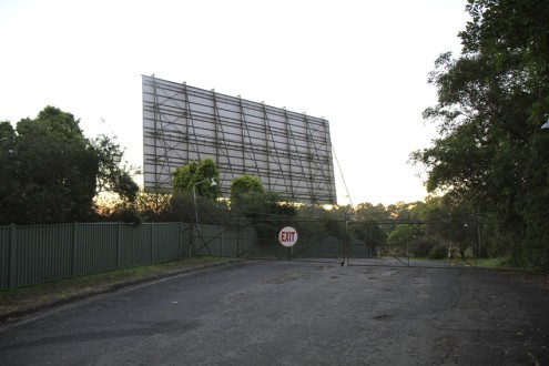 screen central blacktown drive in 2