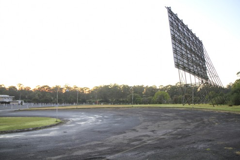 screen central blacktown drive in 4