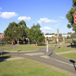Holroyd Gardens childrens learn to ride bike track 3 lo res