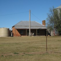 House with Silo