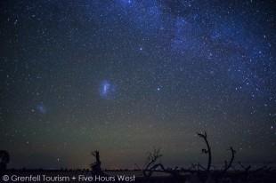 Star Gazing in Grenfell