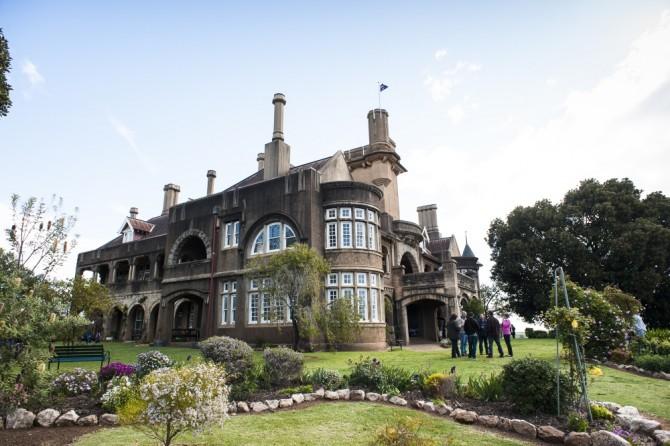 Iandra Castle