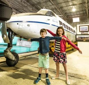 Parkes Aviation Museum